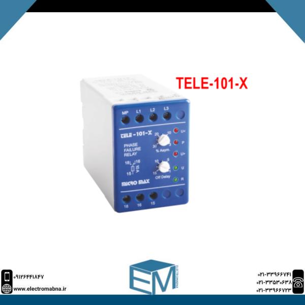 کنترل فاز مدلTELE-101-X