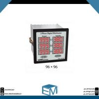سوپر مولتی متر دیجیتال SVA-896